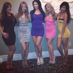 Stag Hostesses
